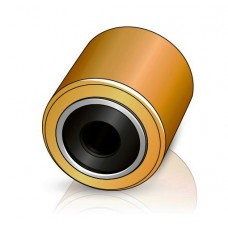 82 - 110 мм Грузовой ролик Crown 805810 для погрузчиков, тележек  - Изображение