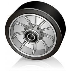 170 - 50 мм Рулевое колесо Jungheinrich 51063529 для гидравлических тележек, рокл - Изображение