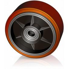 175 - 60 мм Рулевое колесо для гидравлических тележек, рокл BT Toyota  - Изображение