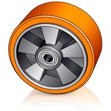 180 - 60 мм Рулевое Колесо для гидравлических тележек Jungheinrich - Изображение