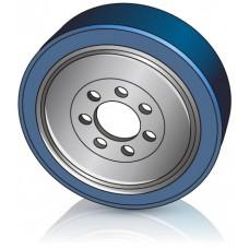 343 - 114 мм Ведущее колесо 7 отверстий Jungheinrich 51331328 для ричтраков, штабелеров - Изображение