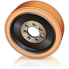 343 - 135-90 мм Ведущее колесо 7 отверстий Linde 0029903814 для ричтраков - Изображение