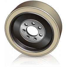 343 - 140 мм Ведущее колесо Yale 277521800 для ричтраков и штабелеров - Изображение