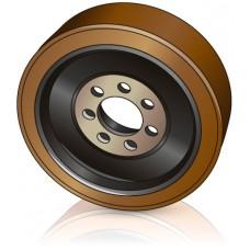 360 - 130/140 мм Ведущее колесо 7 отверстий Linde 50983508933 для ричтраков - Изображение