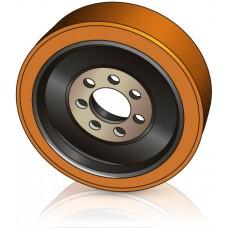 360 - 130/140 мм Ведущее колесо 7 отверстий Still 8428187 для ричтраков - Изображение