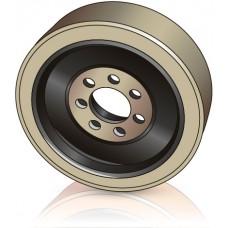 360 - 130 мм Ведущее колесо 7 отверстий Still 428187 для ричтраков - Изображение