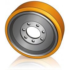 400 - 150/160 мм Ведущее колеса 7 отверстий BT 238970 для ричтраков  - Изображение