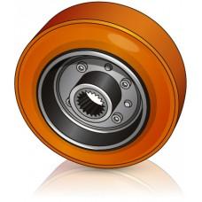 200 - 85 мм Ведущее колесо Jungheinrich 63003690 для штабелеров - Изображение