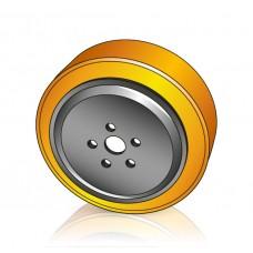 230 - 70 мм Ведущее колесо Crown 831047-003 вилочных погрузчиков, штабелеров - Изображение