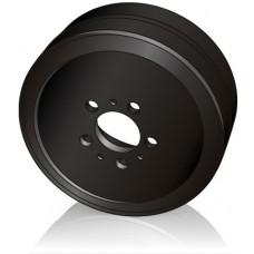 230 - 82 мм Ведущее колесо Jungheinrich 50030952 тележек, подборщиков заказов, тягачей - Изображение