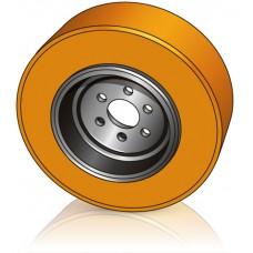 230 - 90 мм Ведущее колесо Linde0039902320 для штабелеров и электротележек - Изображение