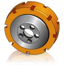 230 - 70 мм Ведущее колесо BT Toyota 256764 для штабелеров и электротележек - Изображение