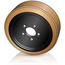 230 - 70 мм Ведущее колесо Rocla 450431 для штабелеров и транспортировщиков паллет - Изображение