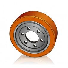 230 - 75 мм Ведущее колесо 6 отверстий KOMATSU 95309172 для штабелеров - Изображение