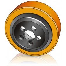 230 - 70/82-45 мм Ведущее колесо Still 4400716 для штабелеров и электротележек - Изображение