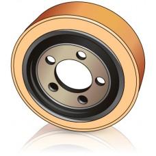 250 - 82 мм ведущее колесо 5 отверстий Still 8305057 или Still 8305061 для штабелеров - Изображение