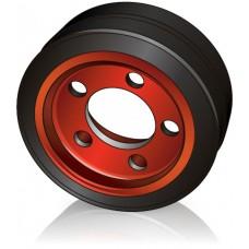 254 - 102 мм Ведущее колесо 5 отверстий Still 8670834 для штабелеров - Изображение