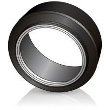 160 - 50 мм Бандажное Ведущее колесо для вилочных погрузчиков, штабелеров Linde / Om Pimespo / Still  - Изображение