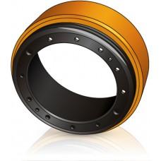 230 x 65/75 мм Бандажные Ведущие колеса для штабелеров ROCLA или BT - Изображение