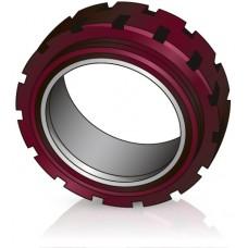 230 - 85 мм Ведущее колесо бандаж для вилочных погрузчиков, штабелеров - Изображение