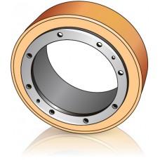 242 - 90 мм Бандажное Ведущее колесо для Штабелеров