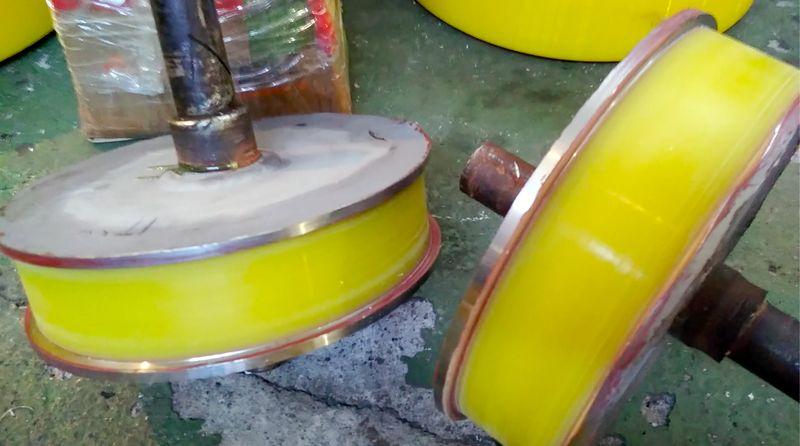 Полиуретановые амортизаторы - Изображение 15