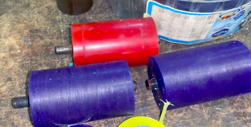Полиуретановые амортизаторы - Изображение 6