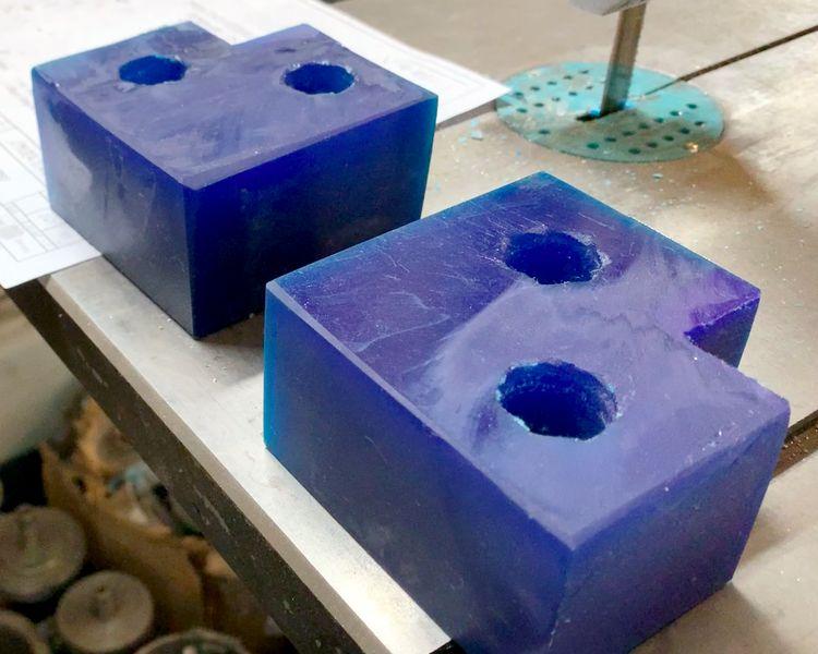 Полиуретановые амортизаторы - Изображение 17