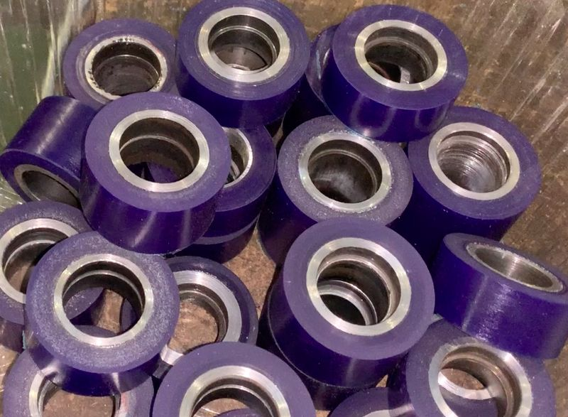 Прижимные ролики из полиуретана - Изображение 2