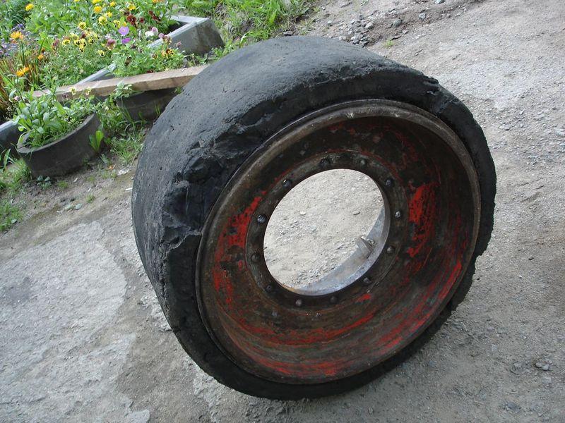 Колеса и бандажи для дорожно-строительной техники - Изображение 4