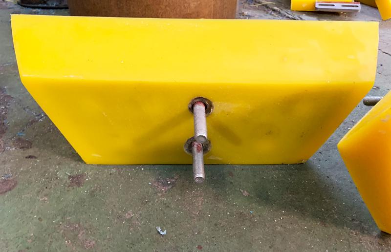 Лопасти (лопатки) бетоносмесителей - Изображение 9