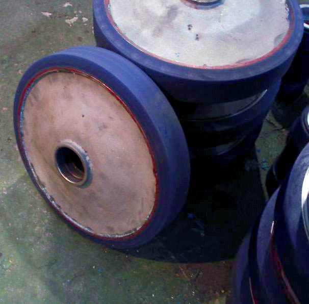 Полиуретановые катки для вездеходов - Изображение 23