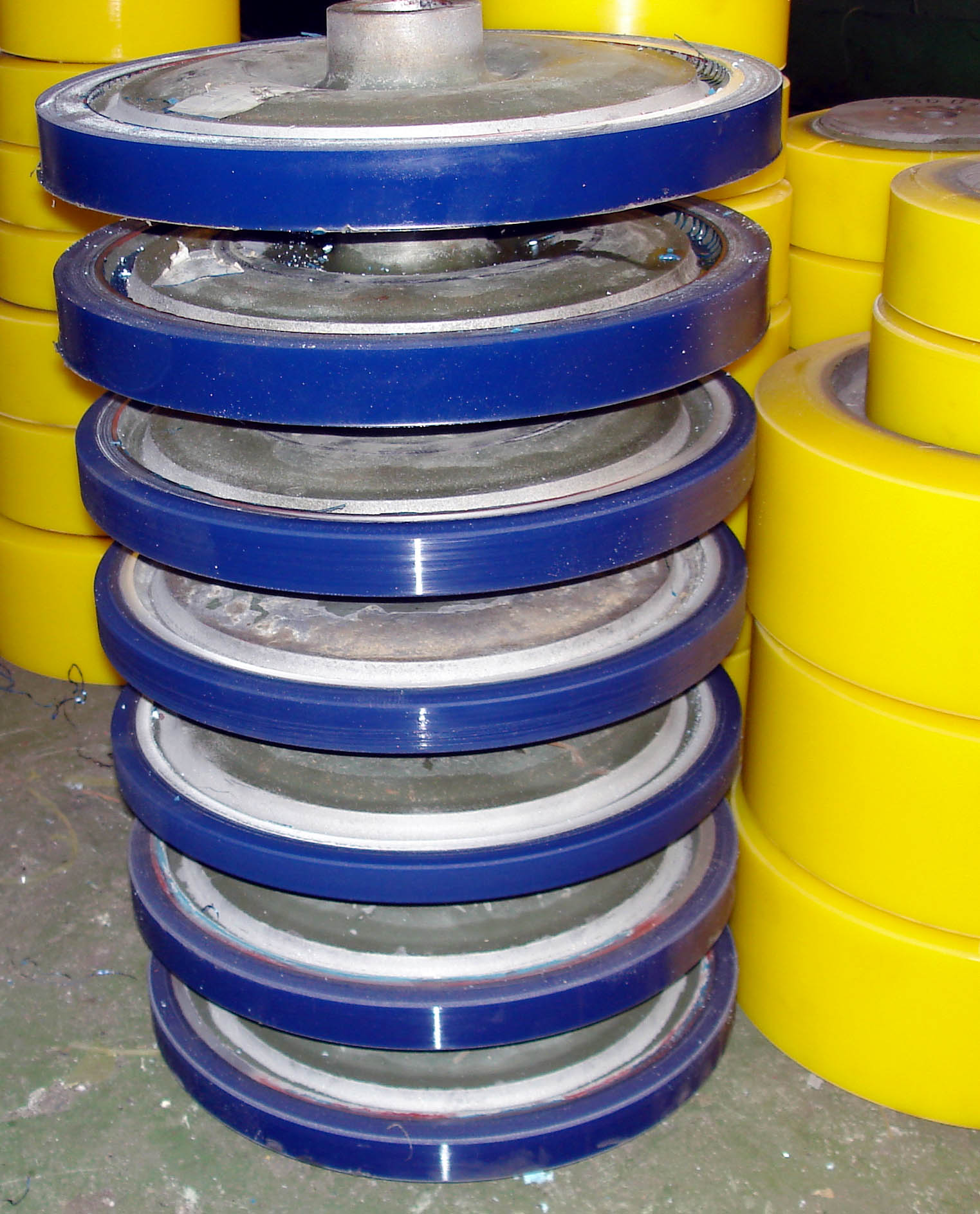 Полиуретановые катки для вездеходов - Изображение 4