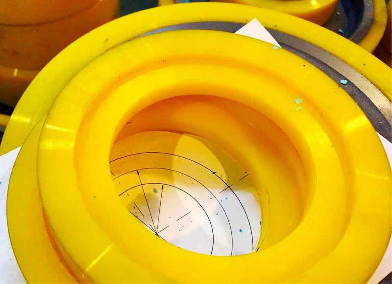Полиуритановые кольца от «ПолиУр» - Видео 1