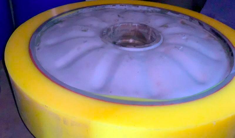 Колеса ходовых тележек илоскребов, илососов, илоуплотнителей - Изображение 17