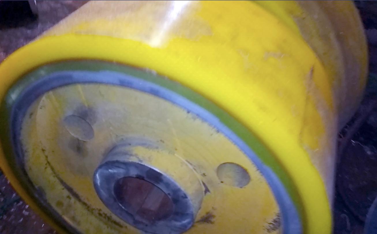 Колеса ходовых тележек илоскребов, илососов, илоуплотнителей - Изображение 22