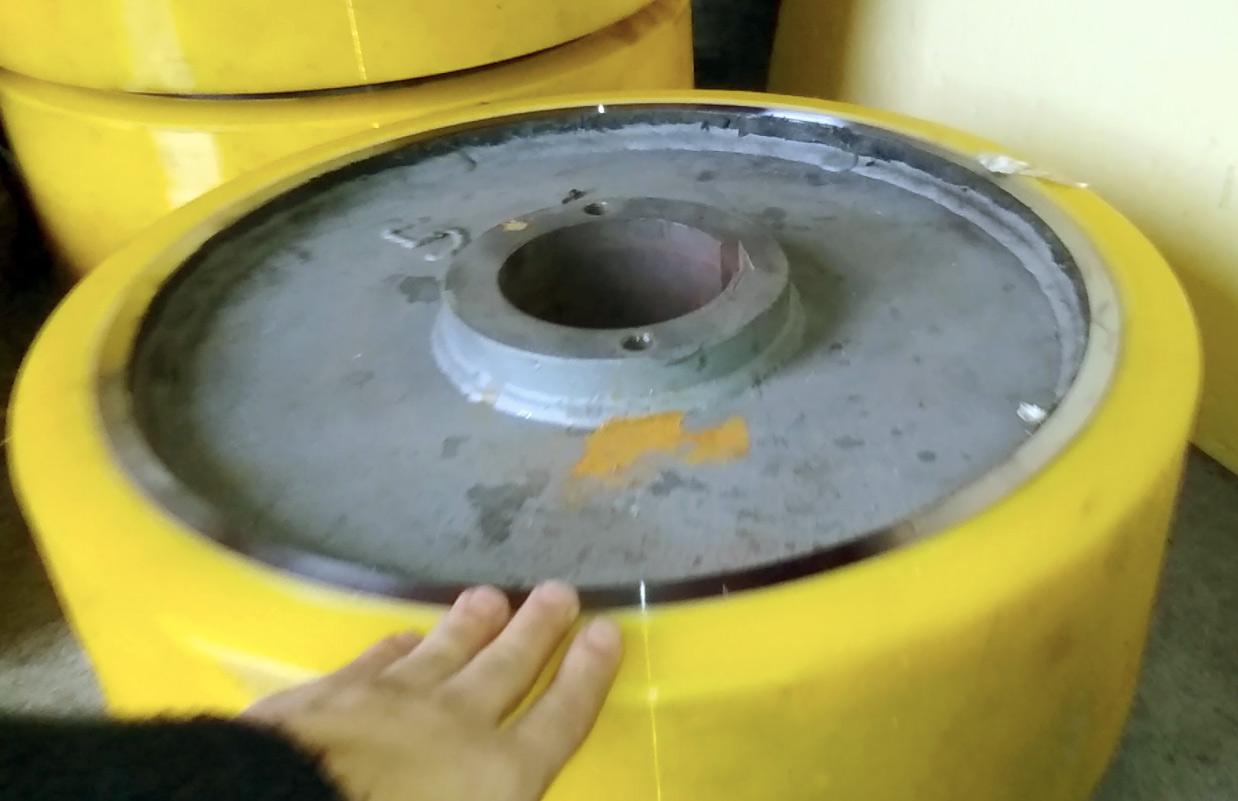Колеса ходовых тележек илоскребов, илососов, илоуплотнителей - Изображение 23