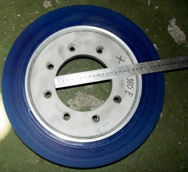 Обрезинивание колес в СПб - Изображение 14