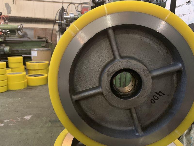 Обрезинивание колес в СПб - Изображение 13