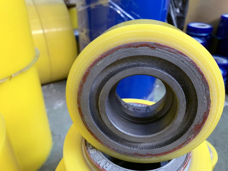 Колеса складской техники - Изображение 28