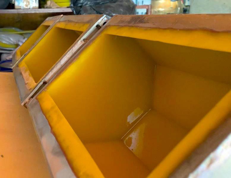 Покрытие полиуретаном емкостей - Изображение 2