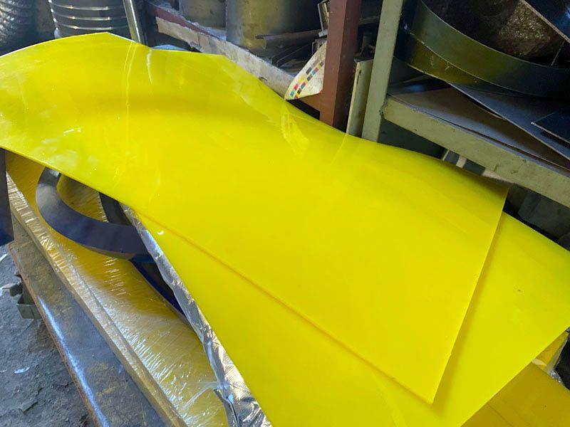 Производство полиуретановых листов - Изображение 4