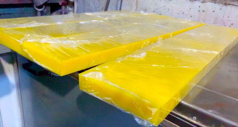 Полиуретановые плиты в СПб - Видео 1