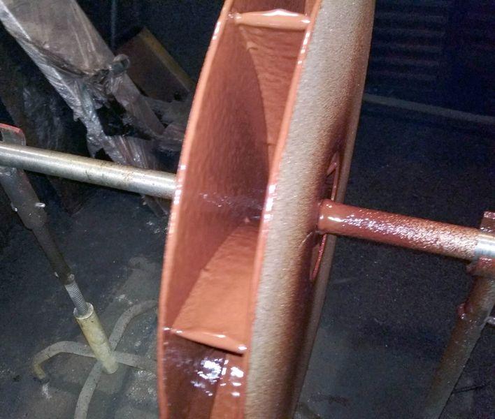 Нанесение полиуретана на металл - Изображение 31