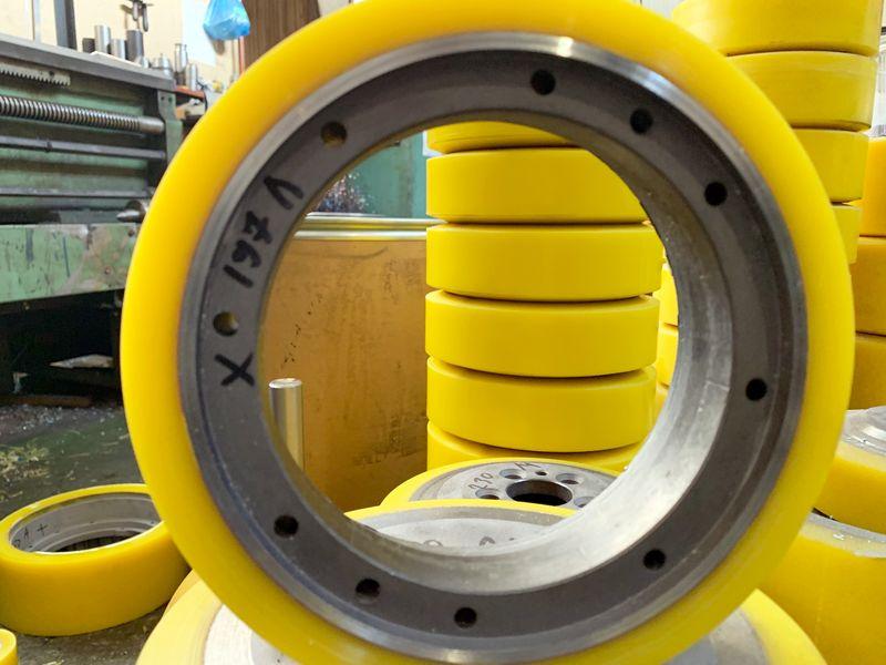 Изготовление и восстановление полиуретановых колес - Изображение 6
