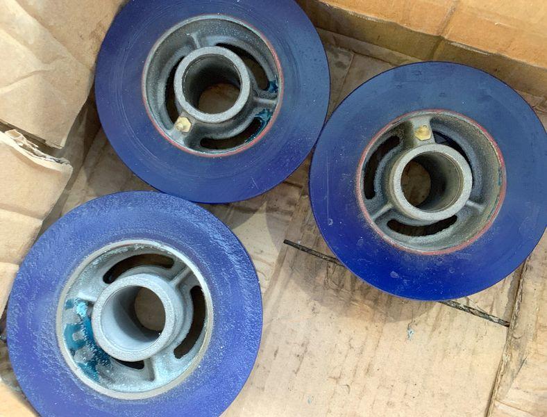 Изготовление и восстановление полиуретановых колес - Изображение 31