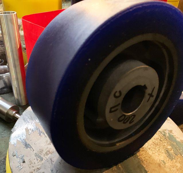 Изготовление и восстановление полиуретановых колес - Изображение 9