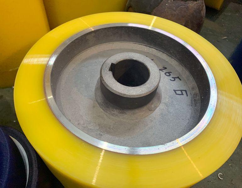 Изготовление и восстановление полиуретановых колес - Изображение 28