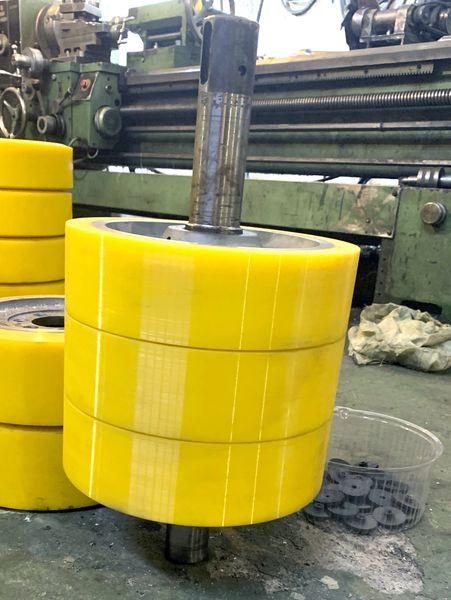 Изготовление и восстановление полиуретановых колес - Изображение 26