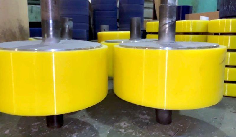 Изготовление и восстановление полиуретановых колес - Изображение 22
